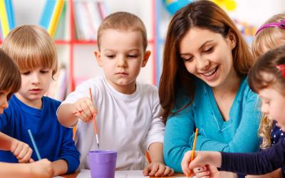 Vaikų priežiūros paslauga